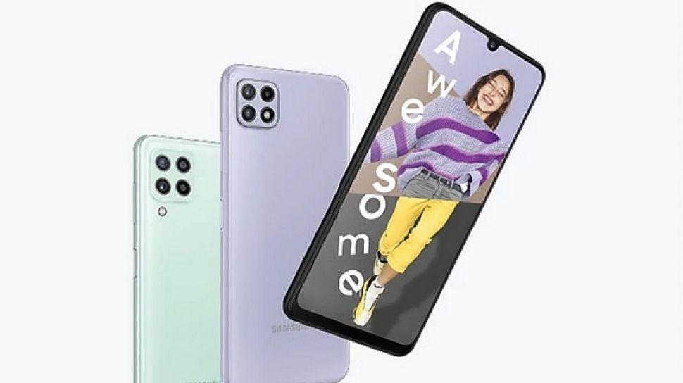 گوشی موبایل سامسونگ a22